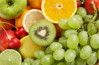 Fruits from Peter Condakes Produce Distributor